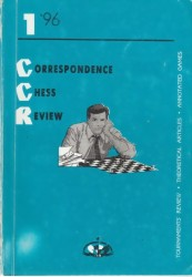 Corespondence Chess Review  1/96