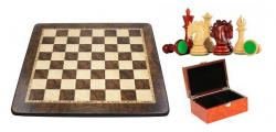 Etiole Padauk Chess Sets