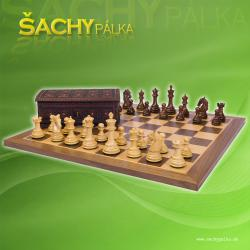 Columbian Scheesham staunton chess sets 3,75