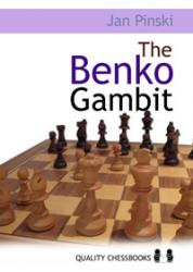 The Benko Gambit by Jan Pinksi