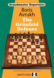 Grandmaster Repertoire 8 - The Grunfeld Defence Volume One (hardcover)  by Boris Avrukh