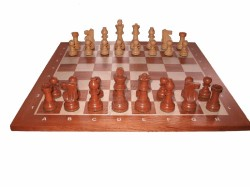 Combo tornament chess set + doska